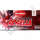 Rosella Tea 20 Teabags 100% Herbal Roselle Hibiscus Sabdariffa