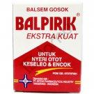 Balpirik Balsem Balsam Balm Extra Strong 20 Gram Muscular Pain
