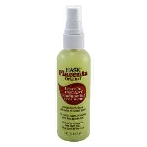 Hask Placenta Leave-In Conditioning Treatment Original 5 oz.