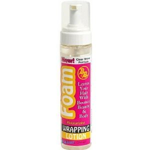Bronner Bros Wrapping Foam (8.5 Oz)
