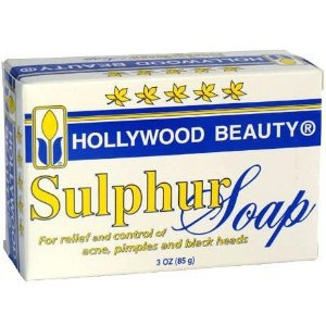 Hollywood Beauty Sulphur Soap