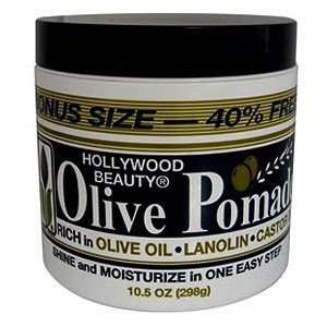 HOLLYWOOD BEAUTY Olive Pomade 10.5 oz