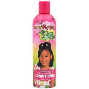 African Pride Dream Kids Olive Miracle Conditioner