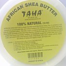 TAHA African Shea Butter 100% Natural (16 Oz)