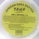TAHA African Shea Butter 100% Natural (5 Oz)