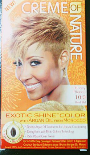 Creme of Nature Honey Blonde 10.0 Exotic Shine Color