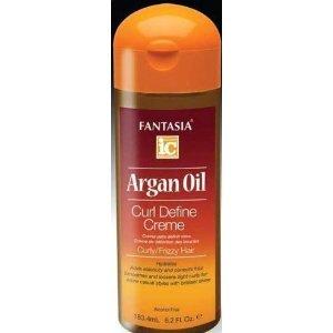 Fantasia IC Argan Oil Curl Define Creme