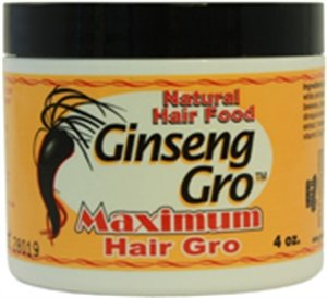 Hair Vite Ginseng Gro Maximum Hair Gro 4 oz