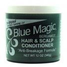 Blue Magic Bergamot Hair & Scalp Conditioner  12 oz.