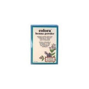 Colora Henna Veg-Hair Mahogany 2 oz.