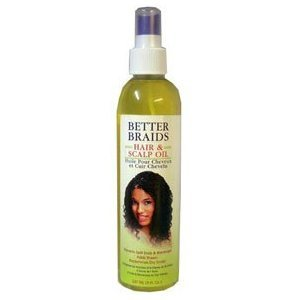 Better Braids Hair & Scalp Oil 8 Oz.