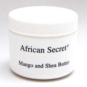 African Secret Mango and Shea Butter 2 Oz