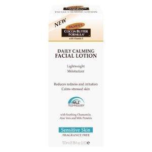 Cocoa Butter Formula Daily Calming Facial Lotion 3.38oz