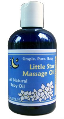 All Natural Baby Oil- 4 fl. oz.