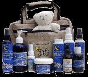 All Natural Baby Basic Kit