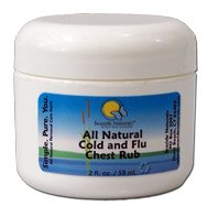 Cold and Flu Chest Rub