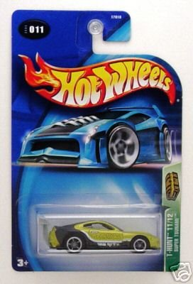 2003 Hotwheels TH 11/12 Super Tsunami