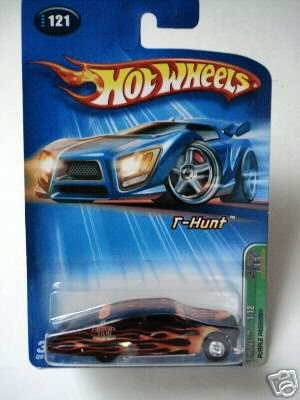 2005 Hotwheels TH 1/12 PURPLE PASSION