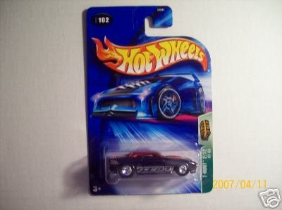 2004 Hotwheels TH 2/12 GT-03
