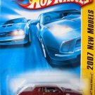 2007 Hotwheels FE 10/36 MAROON Buick Grand National
