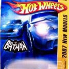 2007 Hotwheels FE 15/36 BATMOBILE