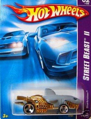 2007 Hotwheels SHARKRUISER   #2/4