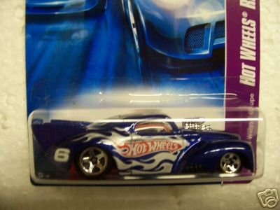 2007 HOTWHEELS RACING SERIES #1 of 4 41 Willys
