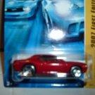 2007 Hotwheels FE #1/36 DODGE CHALLENGER MAROON