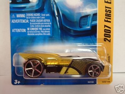 2007 Hotwheels FE #26 of 26 BUZZ BOMB