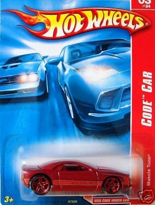 2007 Hotwheels Muscle Tone #3/24
