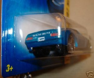2007 70 Pontiac Firebird #16 of 36 ( SCUM BUM ) On REAR SPOILER