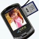 Special 4GB MP4 Player - Mini SD Card Slot - 2 Inch Screen  [CVAAL-M107]