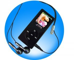 MP4 Player 2GB, 1.5-inch TFT-Screen  [CVAAL-A3-2GB]