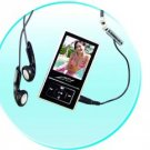 2GB Slimline MP4 Player - 1.8 Inch Screen - FM Radio  [AOL-A262GB]