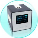 Cute Cube MP3 Player - 1GB - Mini LED Display   [CVAAL-B11]