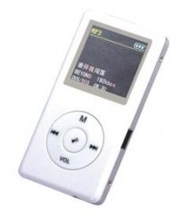 MP3 Player 2GB, FM Tuner, Support Record/A-B Repeat  [CVAAL-C4]