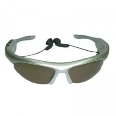 MP3 Player Sunglasses 1GB  [TX-MS01]