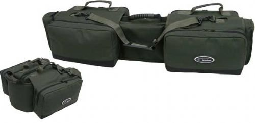 Rod Bag and 4 Holdalls