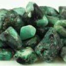 Emerald Tumbled Stone 1 lb -  Love & Money Stone!