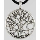 Celtic Tree of Life Pendant Pewter