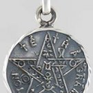 Tetragrammaton Sterling Silver pendant
