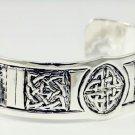 Celtic Bracelet - Silver Plated