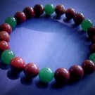 Healing Balancing Gemstone Bracelet - Relieve Stress, Reduce Electromagnetic Pollution
