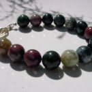 Mystical and Healing Fancy Jasper Bracelet - Handcrafted