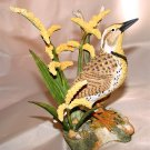 MEADOWLARK on GOLDEN ROD - Porcelain (NIB)