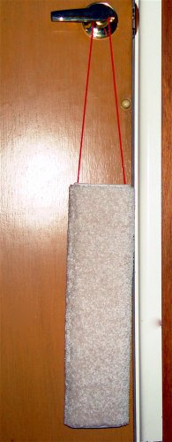CAT SCRATCHING POST - for HANGING on DoorKnob - NEW