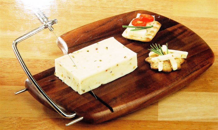 CHEESE SERVING SET -7 pcs-HAMPTON FORGE-NIB