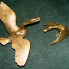 GEESE - Brass (2 pcs.) - Lovers' Spat - MAGNIFICENT!