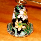 CANDLE SNUFFER  - Cloisonne - Floral