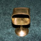 BRASS Napkin Holders 4 pcs- Vintage